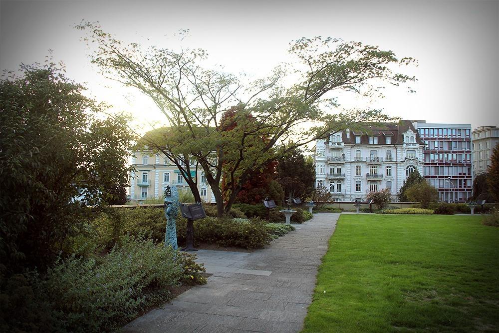Parc Légende d'Automne in Switzerland